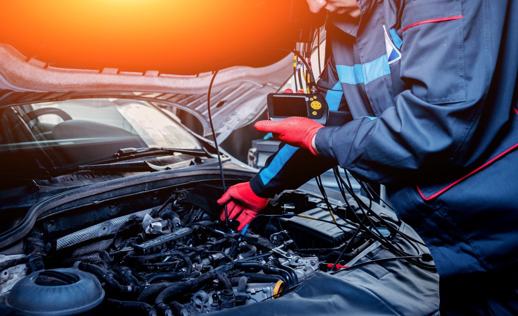 Автосервис - компьютерная диагностика и ремонт авто