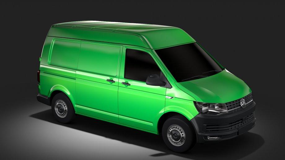 Volkswagen прекращает производство фургонов Transporter