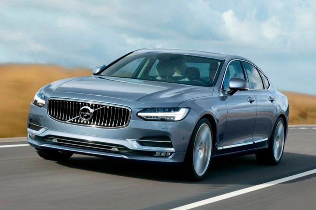 Надежно и роскошно: Volvo презентовала обновленный флагман