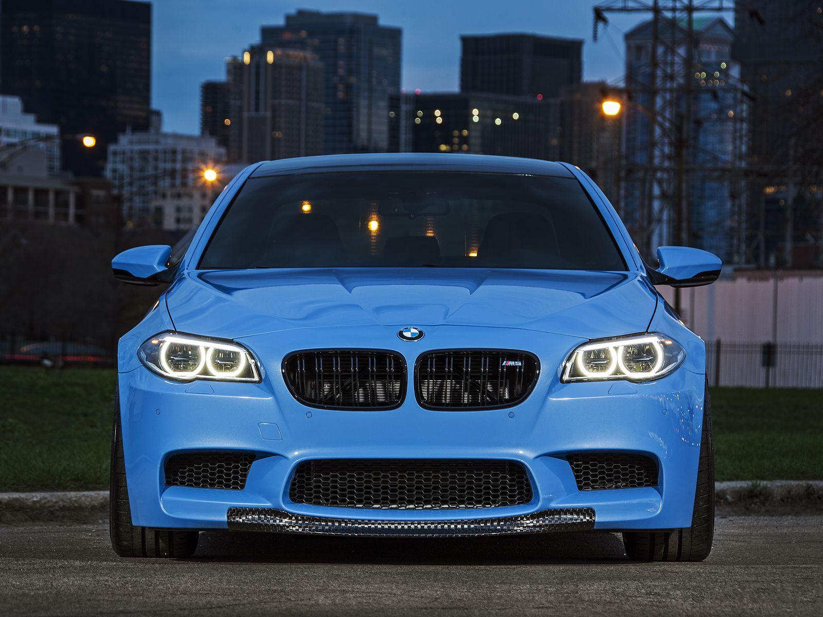 VI генерация BMW M3: мощь и элегантность родом из Германии