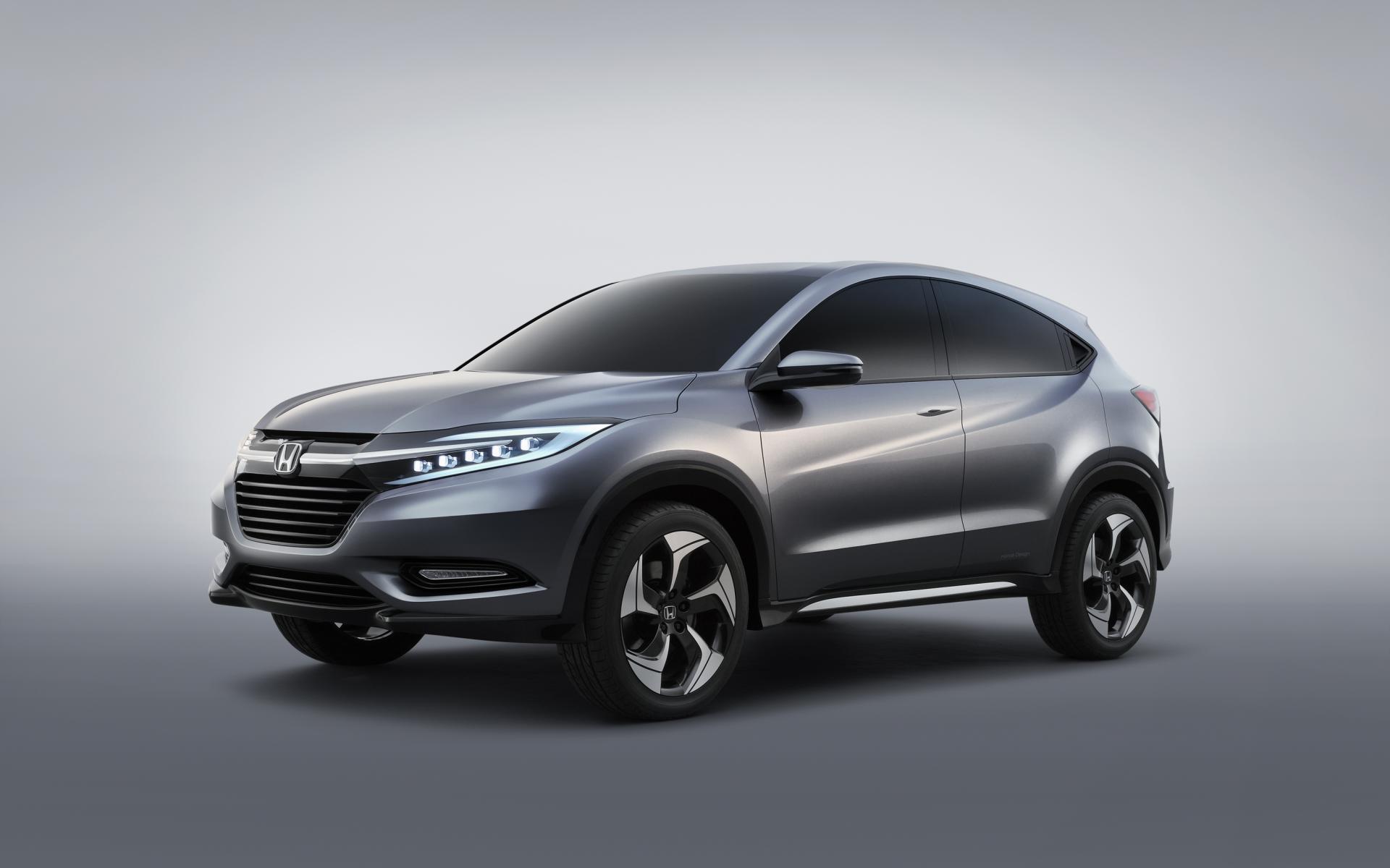 Honda SUV e:concept – прототип нового электрокросса бренда
