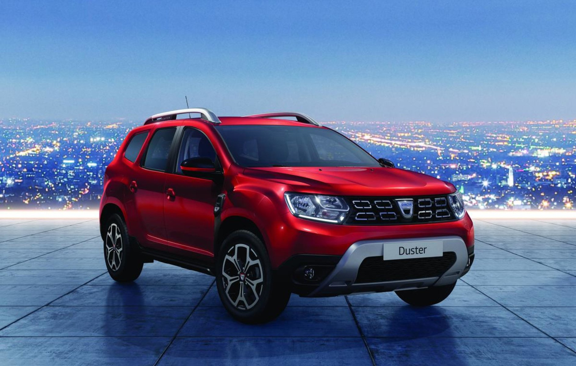 Семиместный кроссовер Dacia RJl от компании Renault