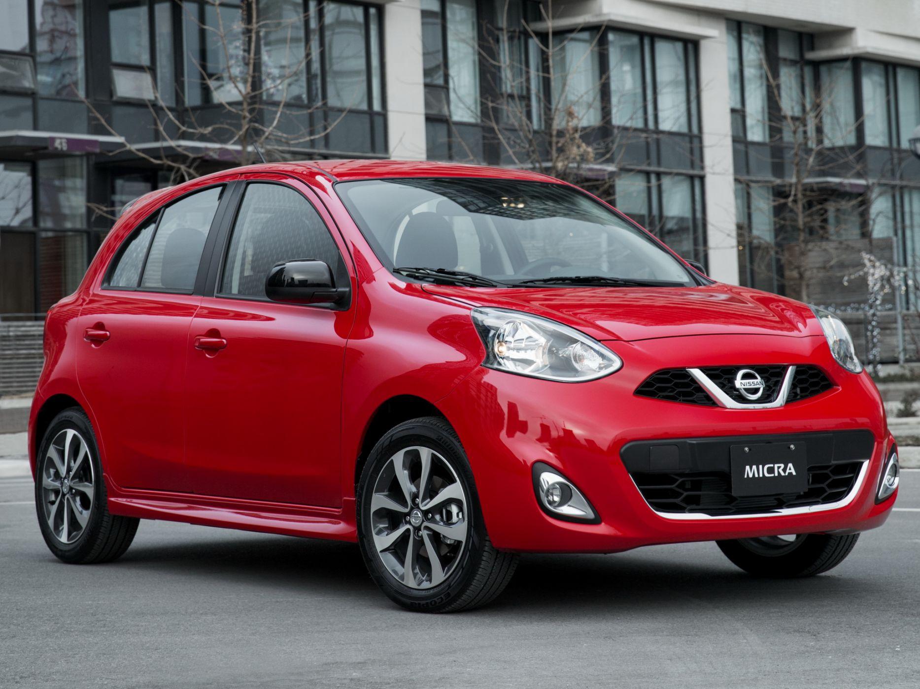 Renault отвечает за постройку Nissan Micra следующего поколения
