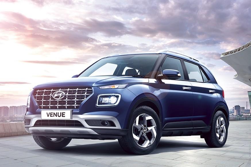 Кроссовер Hyundai Venue за 740 тысяч рублей может приехать в Россию