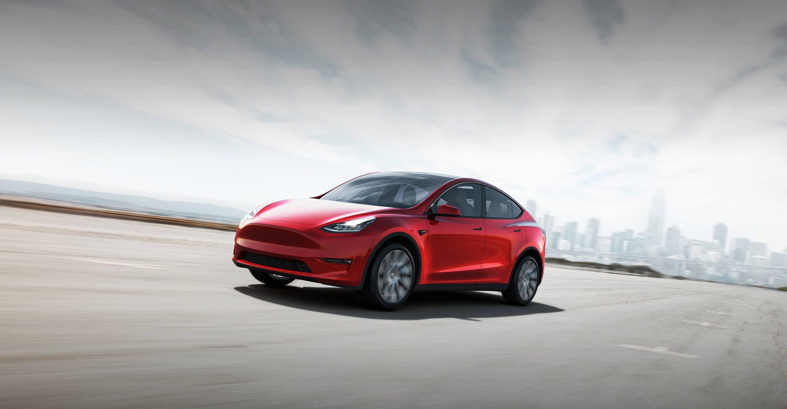 Японский конкурент Tesla Model Y