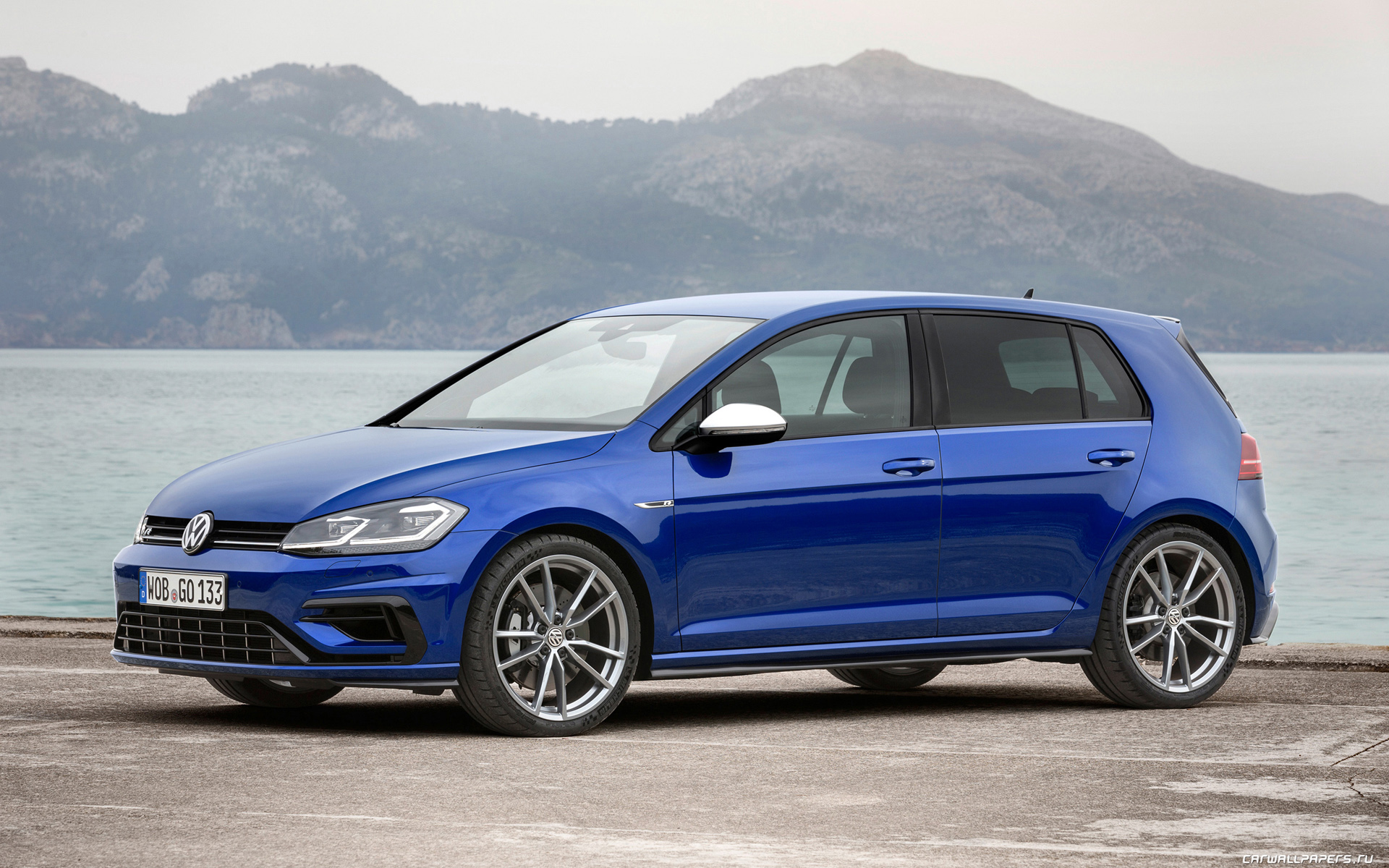 Дата премьеры нового Volkswagen Golf R